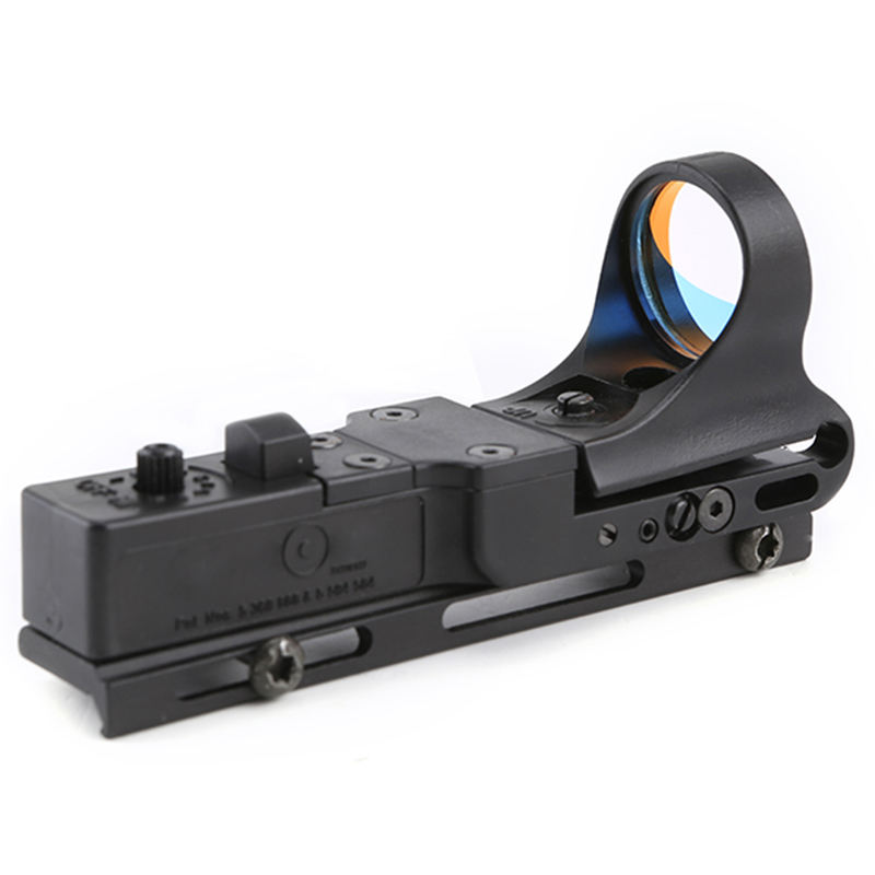 Hunting EX 182 SeeMore Railway Reflex Sight holographic Red Dot Scope tactical for Airsoft 20mm Rail