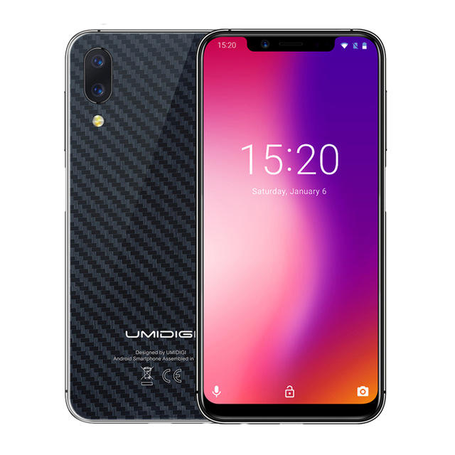 UMIDIGI 한 PRO Global version 5.9