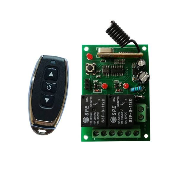 China Manufacture Wireless remote control Switch Motor Controller For Rolling Door/ linear actuator