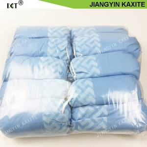 PP Nonwoven Disposable Indoor Shoe Covers Anti-slip Shoe Covers