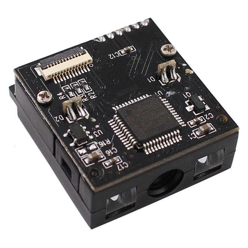 YK-E1005 barcode scanner motor pequeño módulo de escaneo de código de barras CCD del escáner