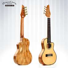 High quality thin body wholesale ukulele for beginner made in China