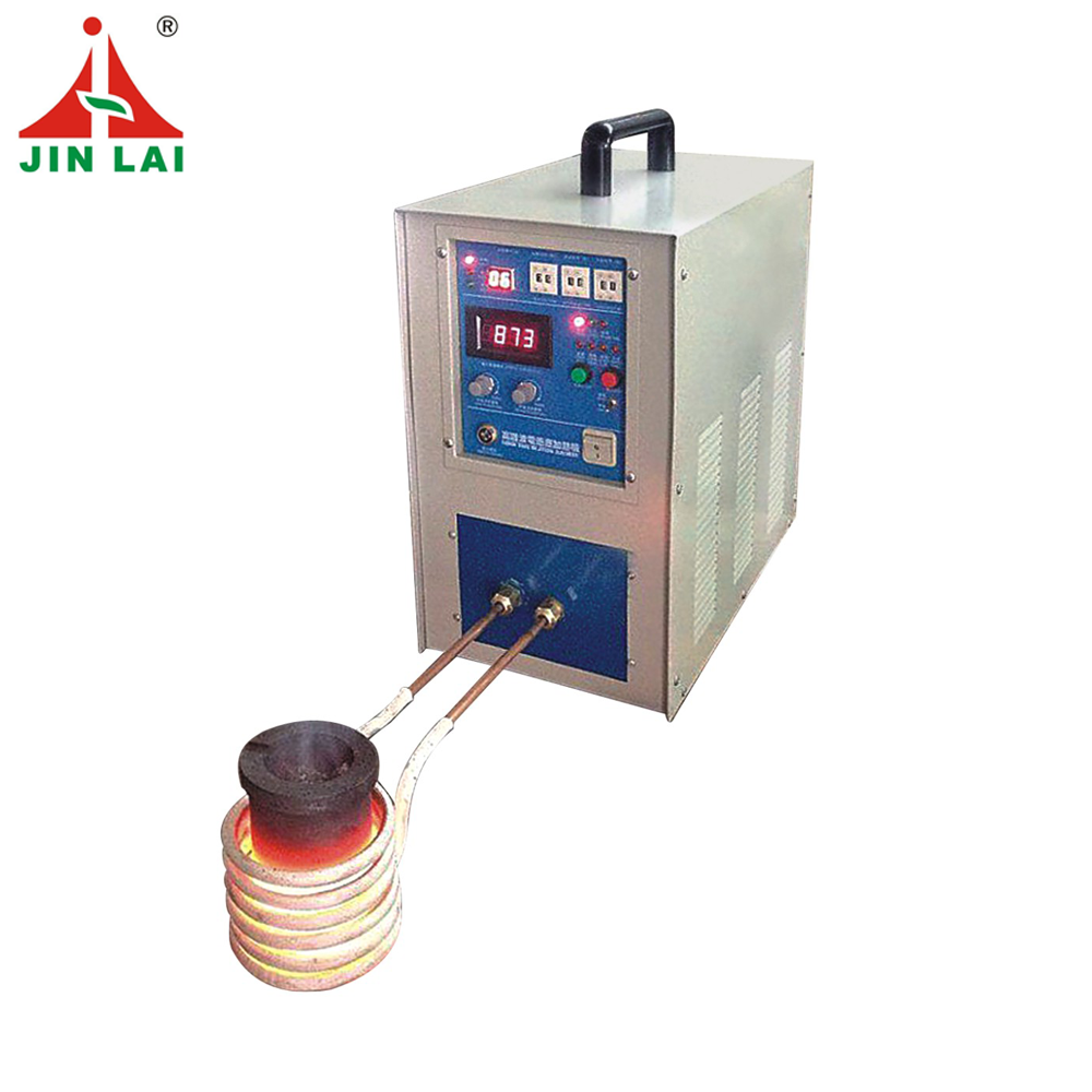 Hot Sale 1-5kg Mini Portable High Frequency Gold Melting Furnace