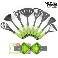 Low cost nylon plastic kitchen gadgets for gift promotion