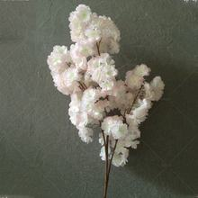 natural look silk cherry blossom for home decoration