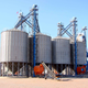 small grain storage feed silo used for sale