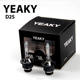 Factory Directly Selling YEAKY D2S Car Xenon HID Bulbs 1 pair 35W/50W 12V/24V with E-mark DOT Certificate