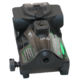 tactical rechargeable tactical subcompact green pistol rail laser sight