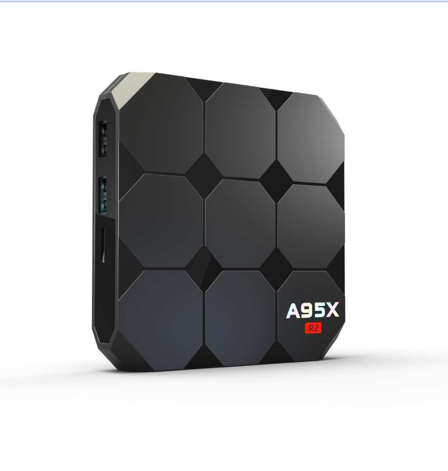 Intelligent <span class=keywords><strong>Android</strong></span> Tv Box A95X R2 Haute Qualité Amlogic S905W