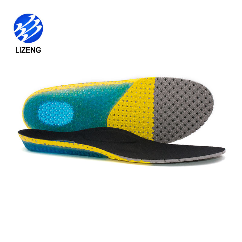 High Elastic Gel Insole Sport Insole Free Sample EVA Shoe Insoles