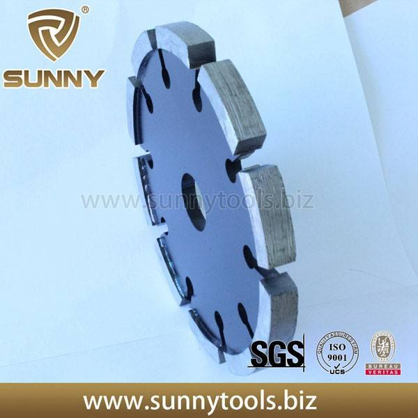 SUNNY High Quality Diamond Tuck Point Saw Blade for Marble,Granite