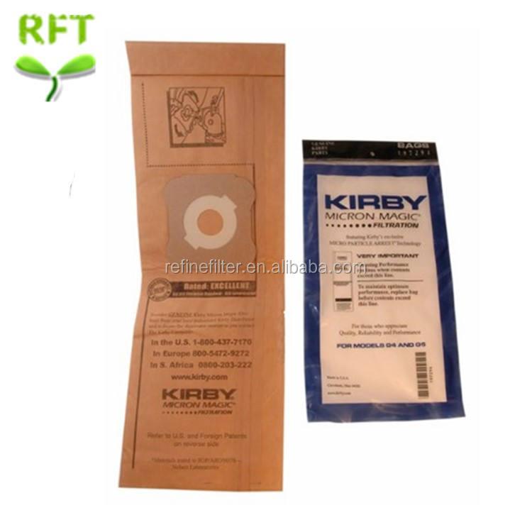 6 Genuine Kirby Vacuum Cleaner Bags Belt Shampoo G3 G4 G5 G6 G7 Sentria Bag