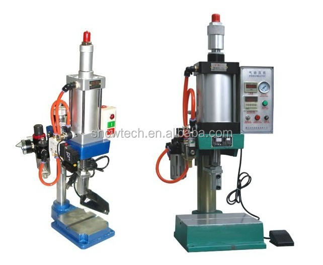 F-50 Pneumatic Small Press Machine-120KG Force