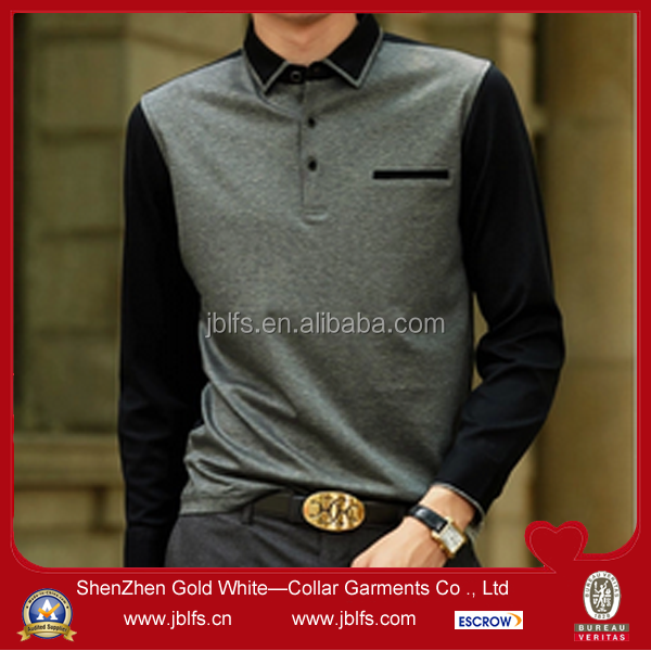 men's customized vantage design polo shirt