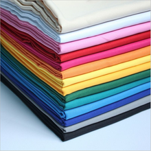 Hot Sale 100% Cotton white/dyed Poplin Fabric for Garment Clothing Hometextile China Factory Supplier Wholesale 30x30 68x68