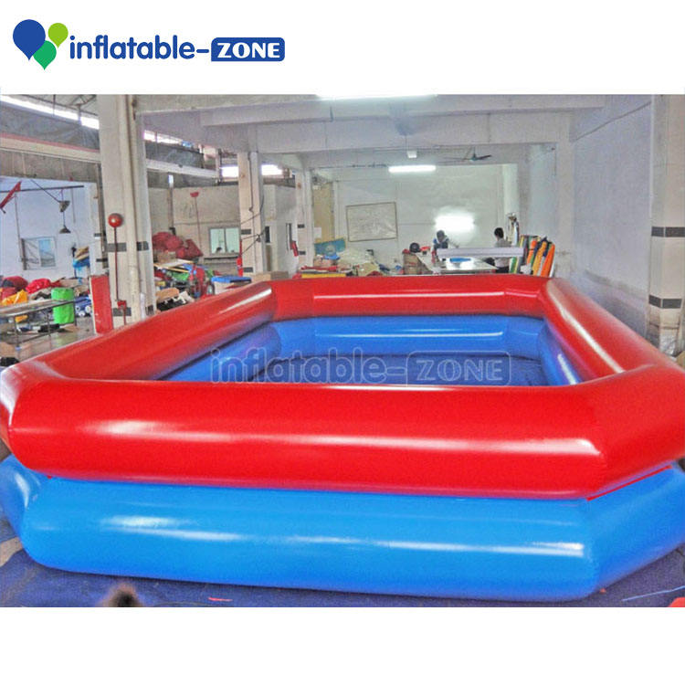 Multi color kids Inflatable water pool, children enjoyment water play game pool