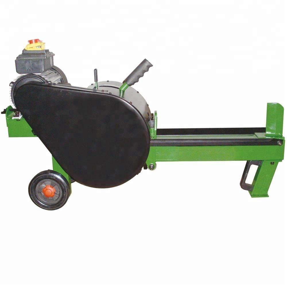 electric log splitter wood chipper