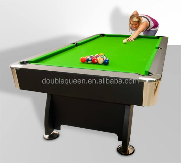 7ft and 8ft with standard size professional pool table
