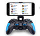 Joystick type electronic toy bluetooth gamepad for android device