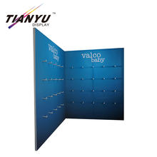 Hot sale aluminum full color tianyu exhibition booth 10x10 and walls