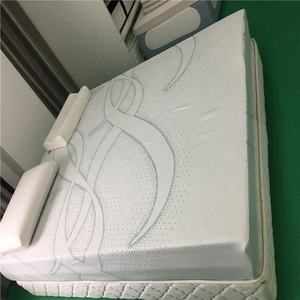 Comfortable Soft Compressed Topper Queen Memory Foam Bed Mattress