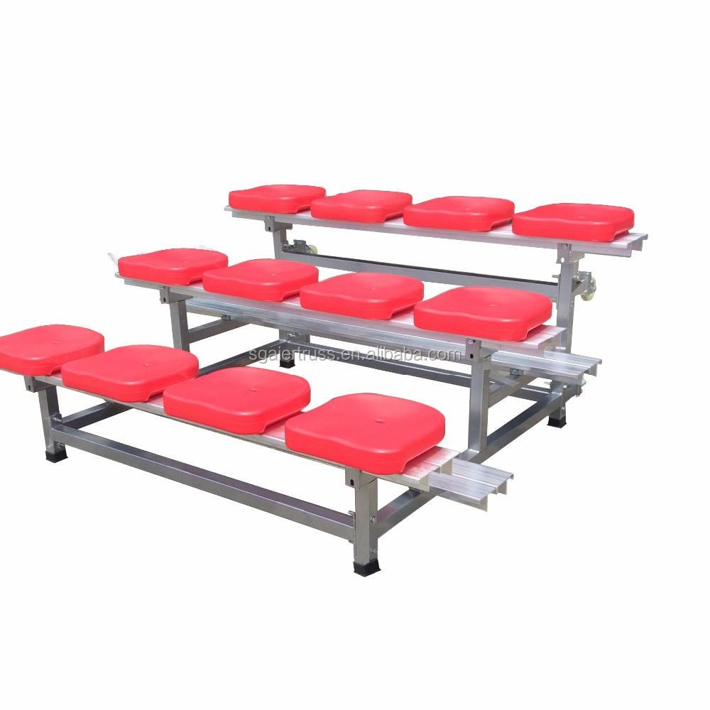 <span class=keywords><strong>Design</strong></span> clássico de metal portátil interior arquibancadas ginásio para venda