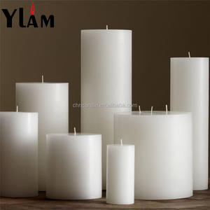 China factory pecializing in the production of complete white candle