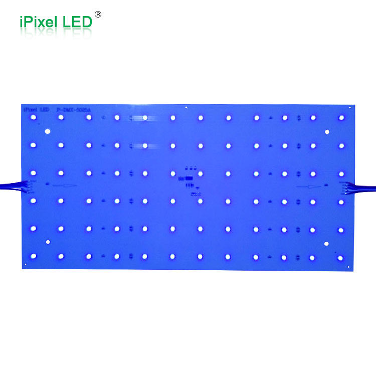 Volledige kleur reclame 50x25 led display module dot matrix dmx led display screen prijzen