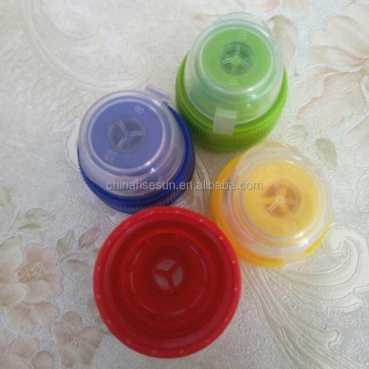 28mm pco1881 neck sports screw soft drinks water plastic bottle sport cap