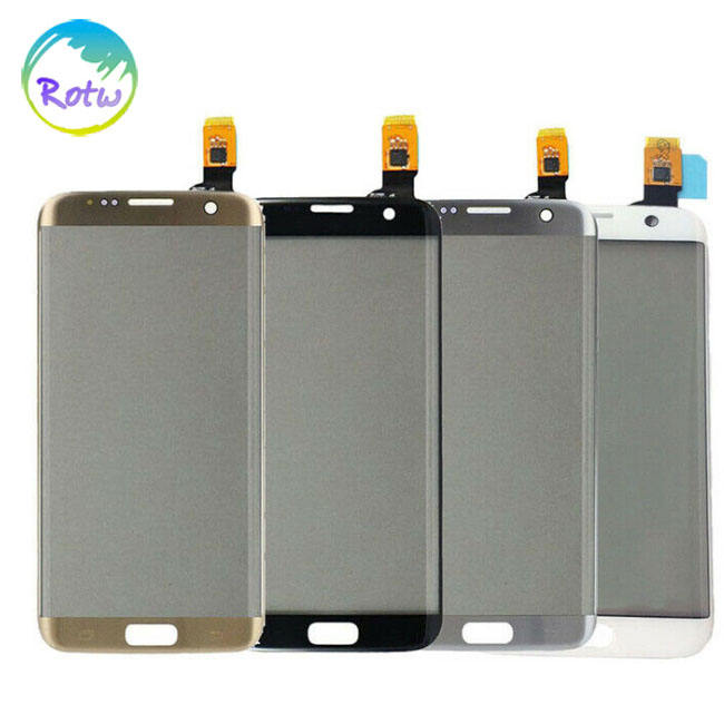 Touch Screen Glass Digitizer For Samsung Galaxy S7 edge G935(Not include LCD)