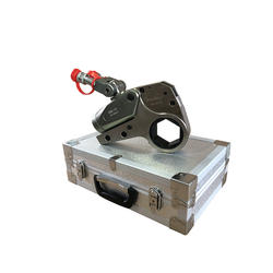Hydraulic Torque Wrench  Hollow Hydraulic Tools High Precision