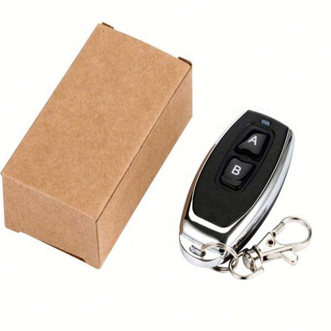 433MHz RF Remote Control Learning Code 1527 EV1527 For Gate Garage Door Controller Alarm Key 433mhz