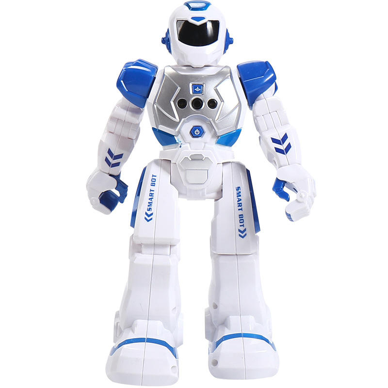 Remote Control Robot Toy for Kids RC Programmable Intelligent Gesture Sensing Robot Kit
