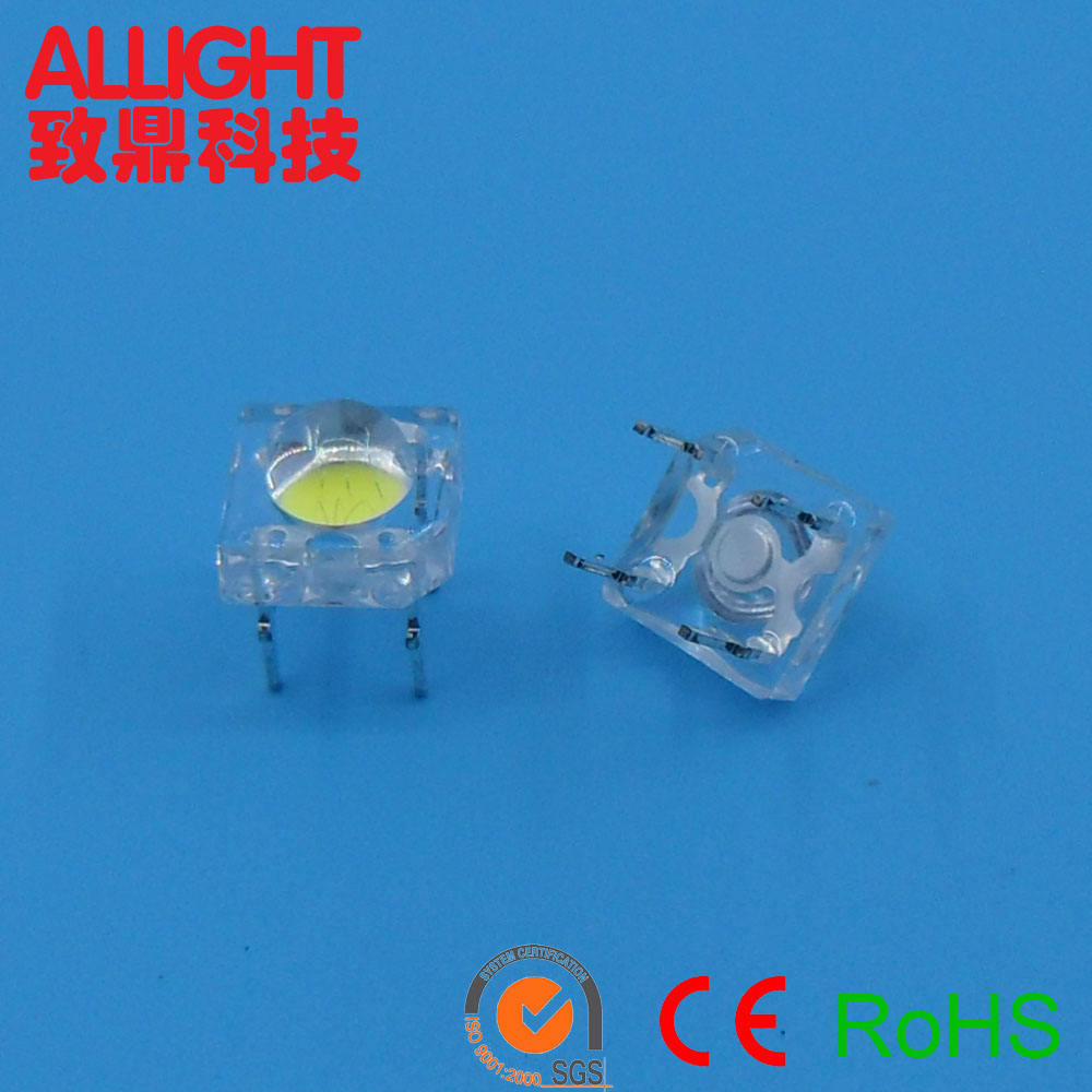 2 X 5 mm Piranha Super flujo RGB LED Tri Color de montaje en superficie x5 x10 x20 LED
