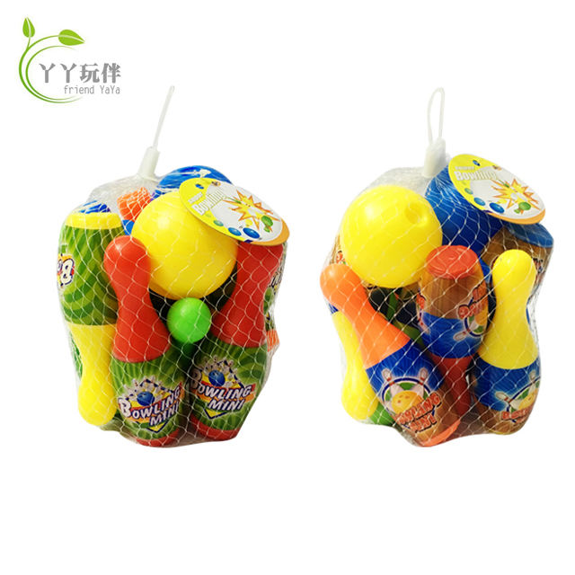 hot sale mini plastic toy bowling ball for kids