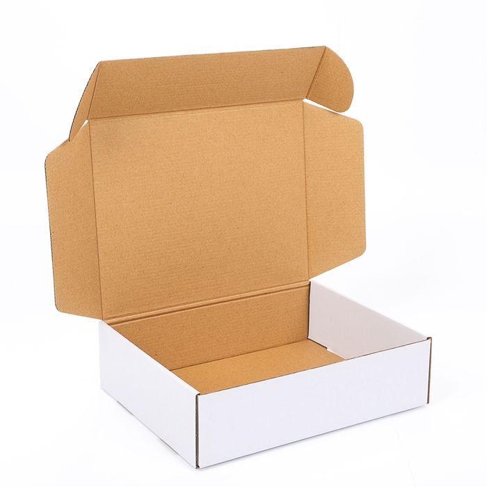 Custom design printed paper shipping box outside tuck literature mailers folding carton e-commerce packaging for Hair Brush Comb