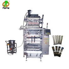 New arrival wholesale 10 lanes automatic condiment powder sachet filling packing and sealing machine