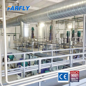 Farfly China-Complete Paint Production Line