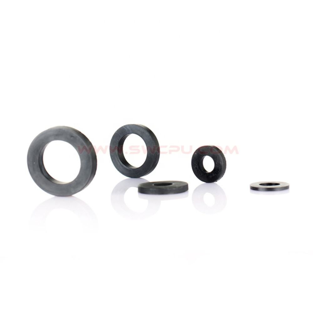 Nonstandard extruded pump seal FKM flat ring gasket