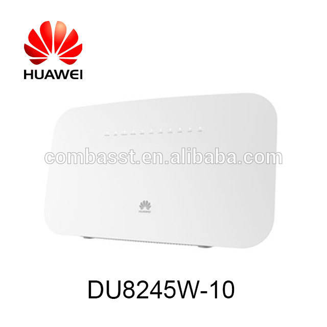 Huawei DU8245W-10 a SuperVector home gateway in Huawei's Giga Copper solution