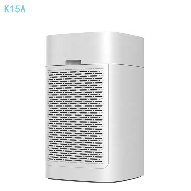 OLS-K15A-5-stage air purifier in air quality technology designed to remove pollutants