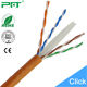 China High speed transmission cat6 utp 4pr 23awg cable(305 meters )