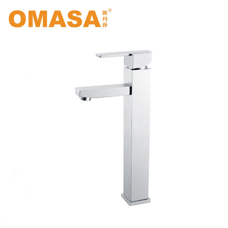 Brass wash basin faucet with good quality
