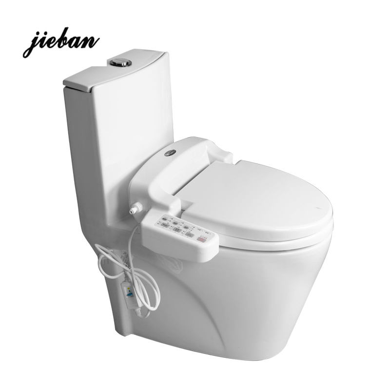 Plastic Round Bidet electric smart toilet seat JB3558A