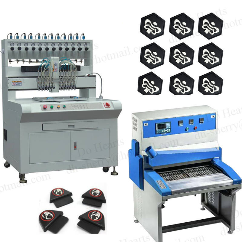 soft pvc rubber label making machine manufacturers