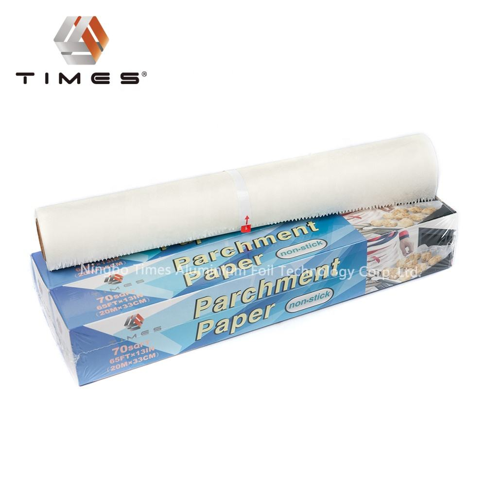 China food grade silicone baking paper roll
