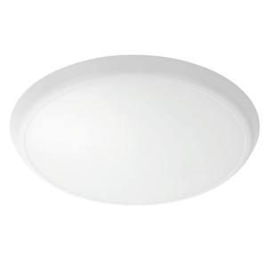 plafond suspendu luminaire | Plafonnier LED circulaire en plastique étanche IP54 IK10, 25W, design moderne, montage en surface, luminaire décoratif de