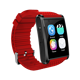 New 1.54inch MTK6580 Quad core GPS wristwatch/WIFI smartwatch/3G Android smart watch with 200MP camera