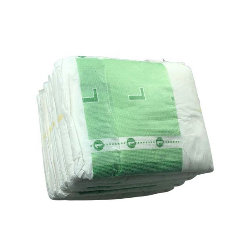 Medical Disposable High Absorption Private Label Brand Cheap Adult Diapers