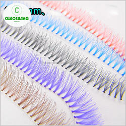 Volume Lash Fans Individual Lashes Knot Free Cluster Eyelashes for sale